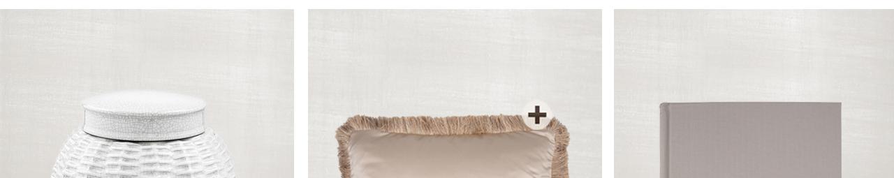 JOSH V Home - Dafne decorative cushion claudi 50 x 50 cm gold
