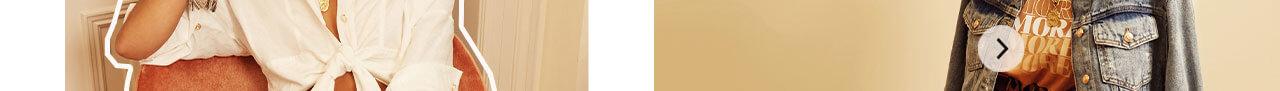 JOSH V Summer '21 - Almost time - Dora amore top amber