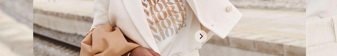 JOSH V Summer '21 - Almost time - Dora amore top whisper white
