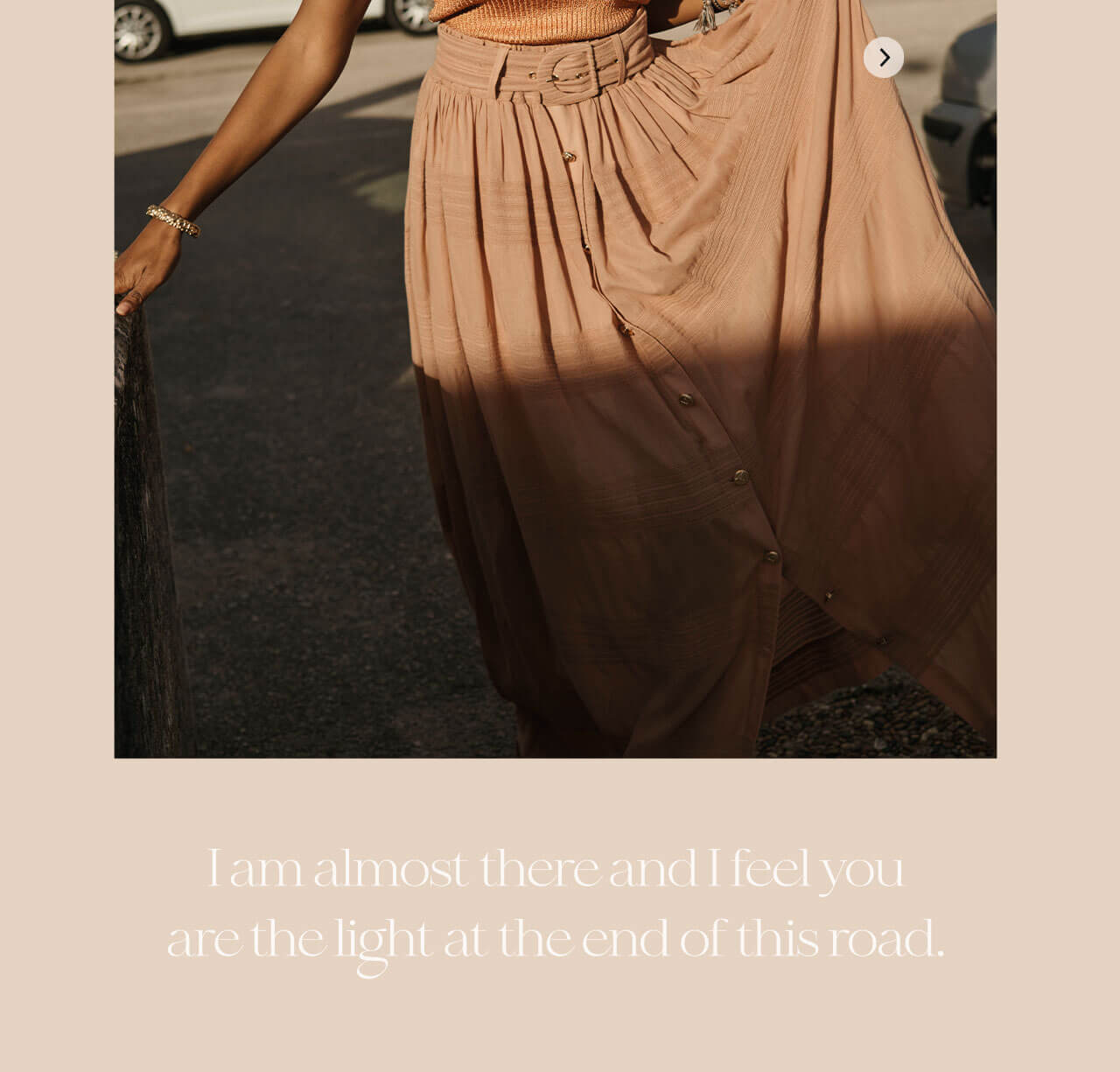 JOSH V Summer '21 - Almost time -Verona skirt summer skin