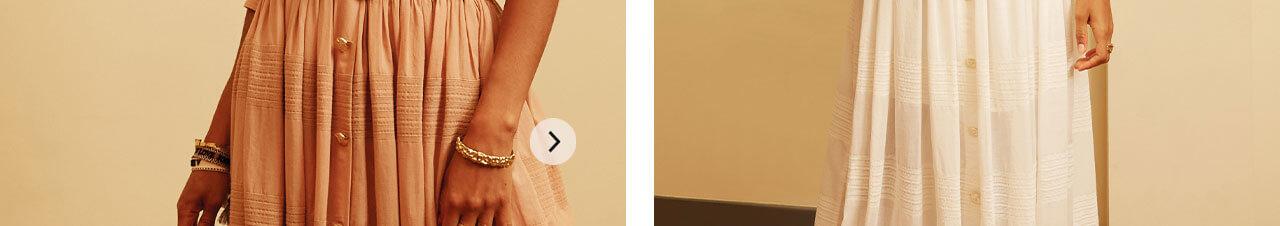 JOSH V Summer '21 - Almost time - Verona skirt summer skin